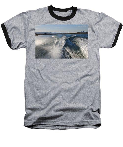 In The Wake Of Lake Havasu Az  Baseball T-Shirt