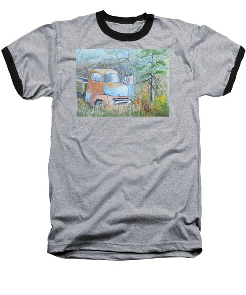 In The Weeds Baseball T-Shirt