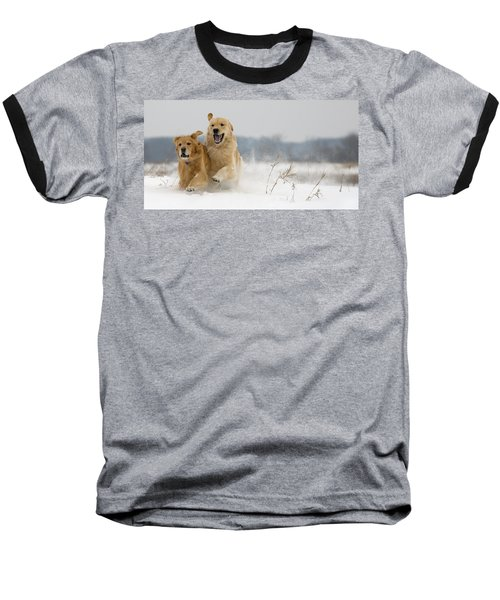 In Their Element Baseball T-Shirt