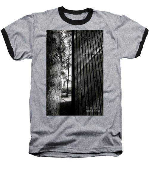 In This Space #1 Baseball T-Shirt