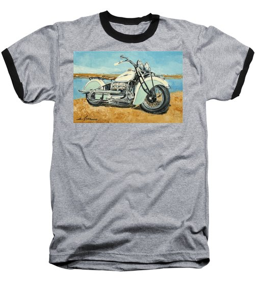Indian Four 1941 Baseball T-Shirt