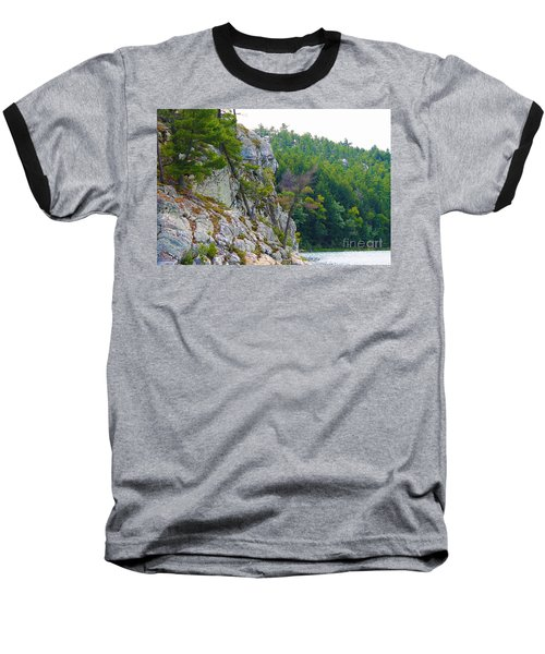 Indian Head In Killarney Baseball T-Shirt