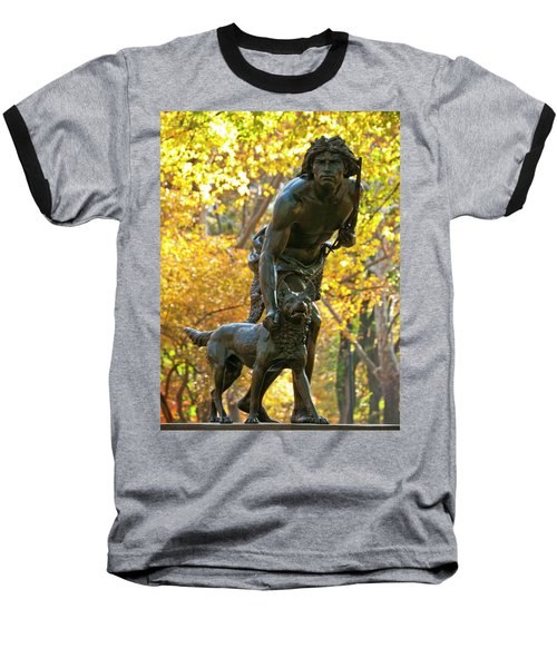 Indian Hunter Baseball T-Shirt