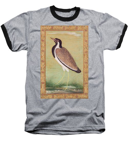 Indian Lapwing Baseball T-Shirt
