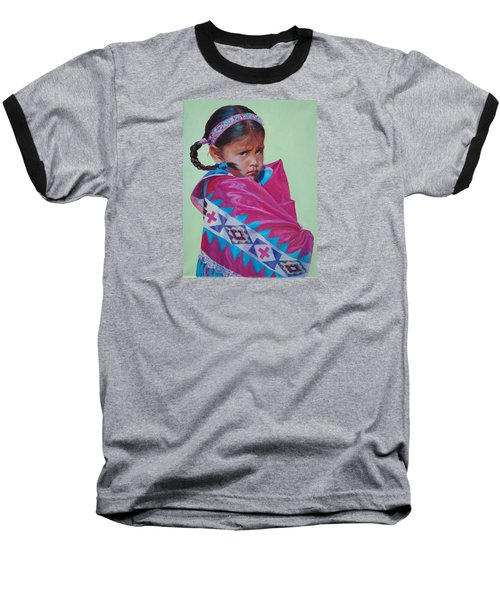 Indian Princess Baseball T-Shirt