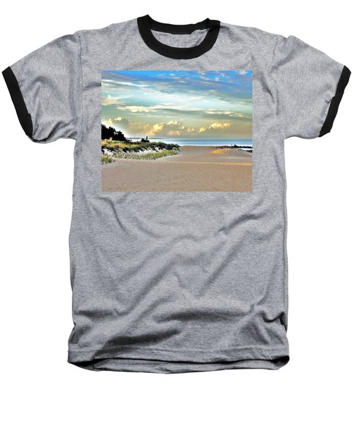 Indian River Inlet - Delaware State Parks Baseball T-Shirt