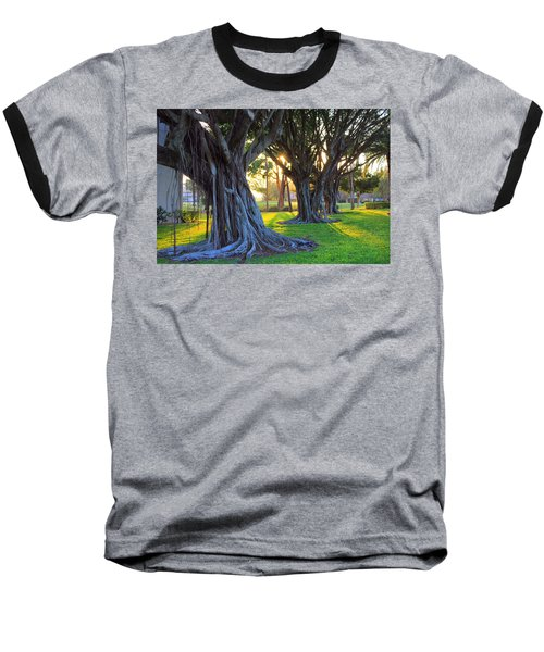 Indian Sunset Baseball T-Shirt