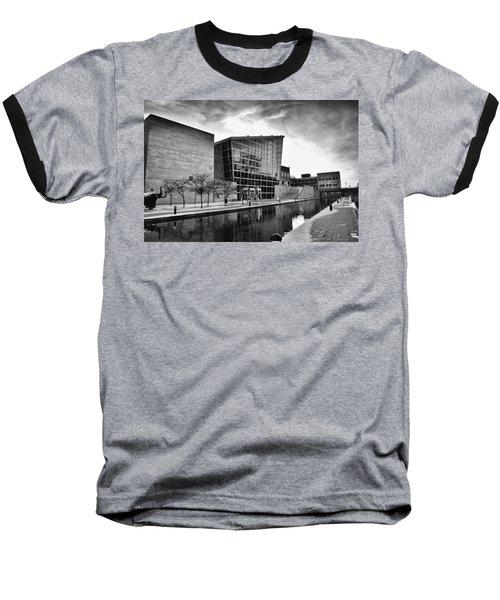 Indiana State Museum Baseball T-Shirt