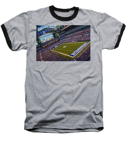 Indianapolis And The Colts Baseball T-Shirt