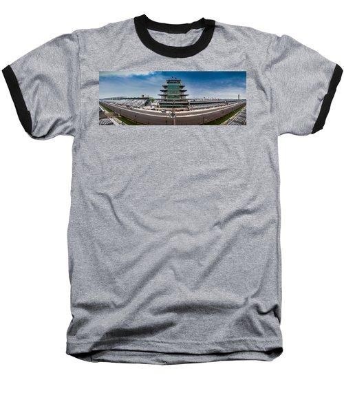 Indianapolis Motor Speedway Baseball T-Shirt