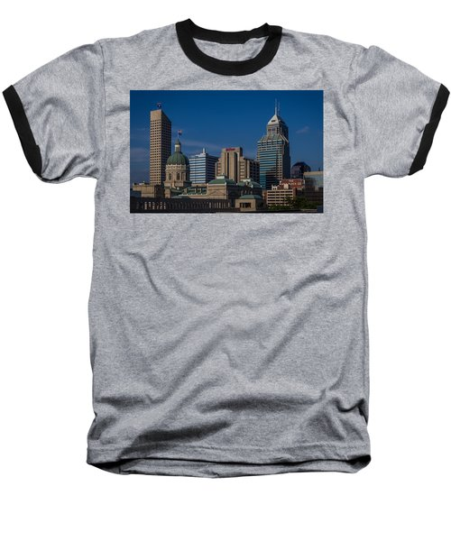 Indianapolis Skyscrapers Baseball T-Shirt