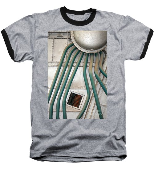 Industrial Art Baseball T-Shirt
