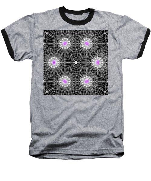 Infinity Grid Six Baseball T-Shirt