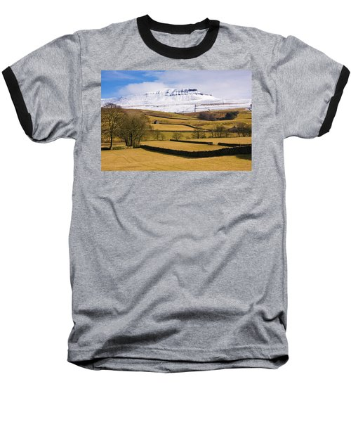 Ingleborough Baseball T-Shirt