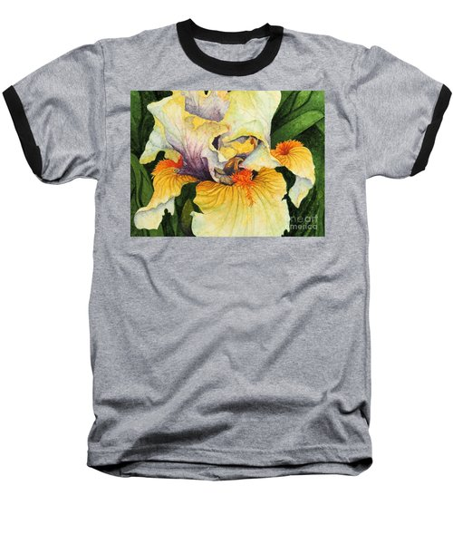 Baseball T-Shirt featuring the painting Inner Beauty by Barbara Jewell