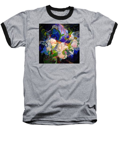 Baseball T-Shirt featuring the painting Inner Light by Georg Douglas