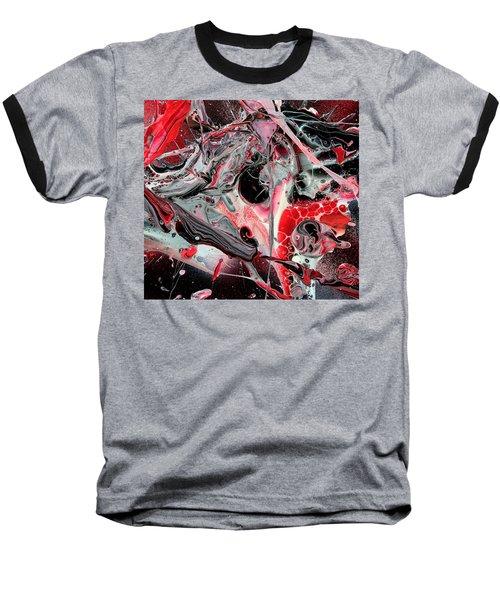 Inner Outer Space 3 Baseball T-Shirt