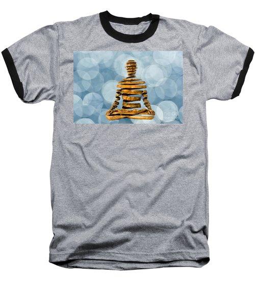 Inner Peace Baseball T-Shirt