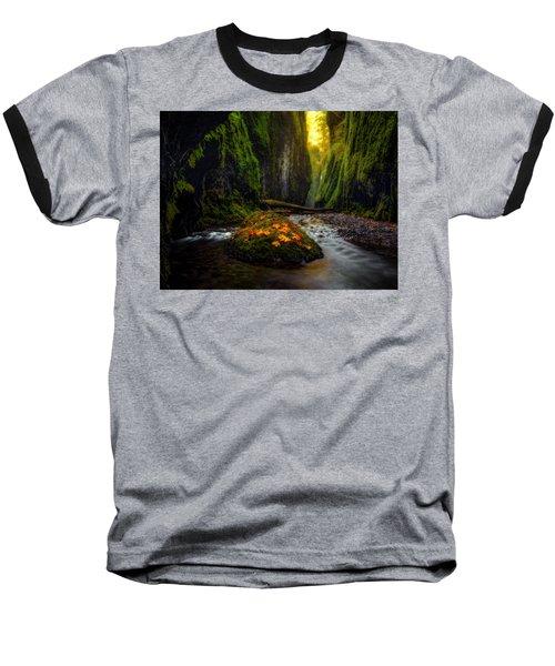 Inner Sanctum  Baseball T-Shirt
