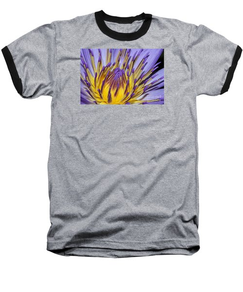 Baseball T-Shirt featuring the photograph Inner Sanctum by Judy Whitton