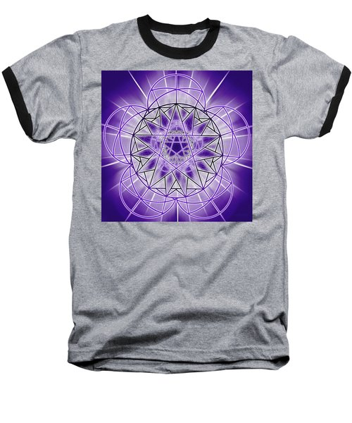 In'phi'nity Star-map Baseball T-Shirt