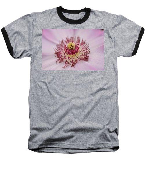 Inside The Flower Baseball T-Shirt
