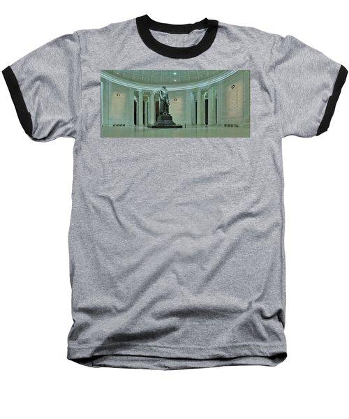 Inside The Jefferson Memorial Baseball T-Shirt