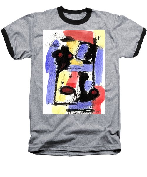 Intense And Purpose 2 Baseball T-Shirt