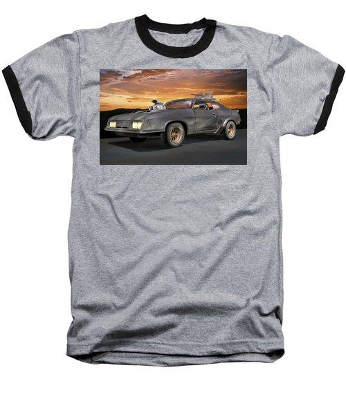 Interceptor II Baseball T-Shirt