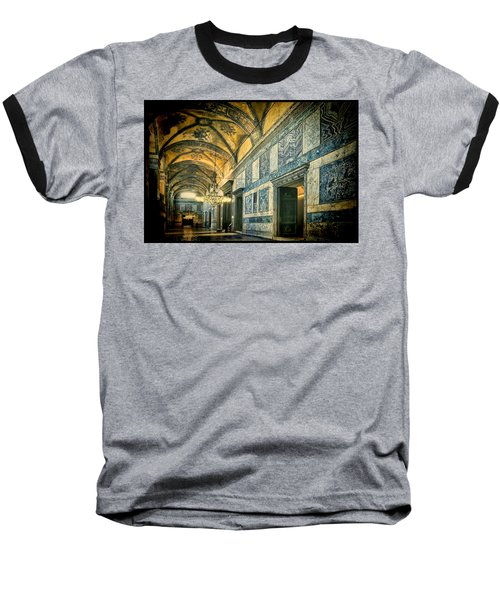 Interior Narthex Baseball T-Shirt