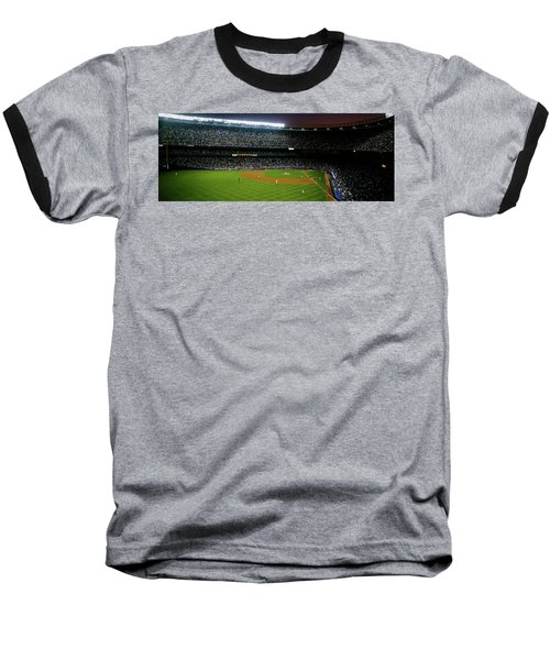 Interiors Of A Stadium, Yankee Stadium Baseball T-Shirt