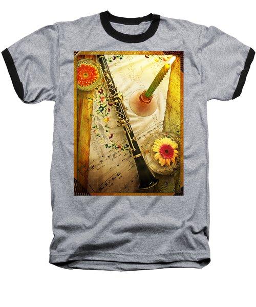 Intermission Baseball T-Shirt