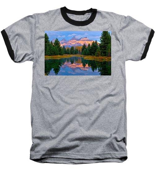 Intermittency Baseball T-Shirt