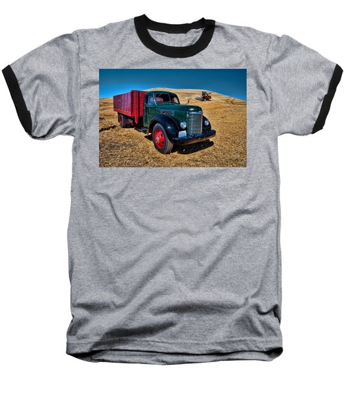 International Farm Truck Baseball T-Shirt