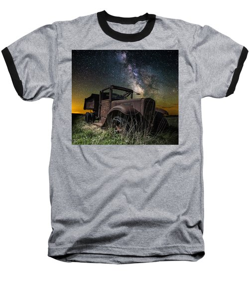 International Milky Way Baseball T-Shirt