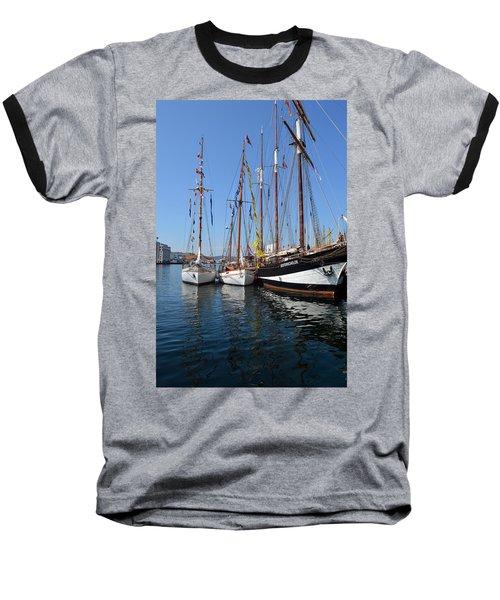 International Sailing Festival In Bergen Norway 2 Baseball T-Shirt