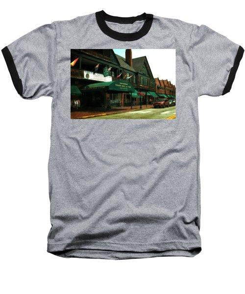 International Tennis Hall Of Fame Baseball T-Shirt
