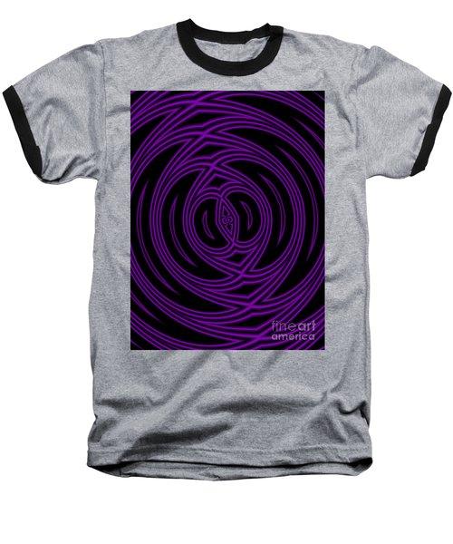 Interwoven Baseball T-Shirt