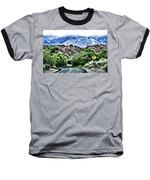 Into The Alabamas Baseball T-Shirt