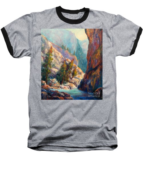 Into The Canyon Baseball T-Shirt