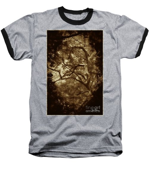 Into The Dark Wood Baseball T-Shirt