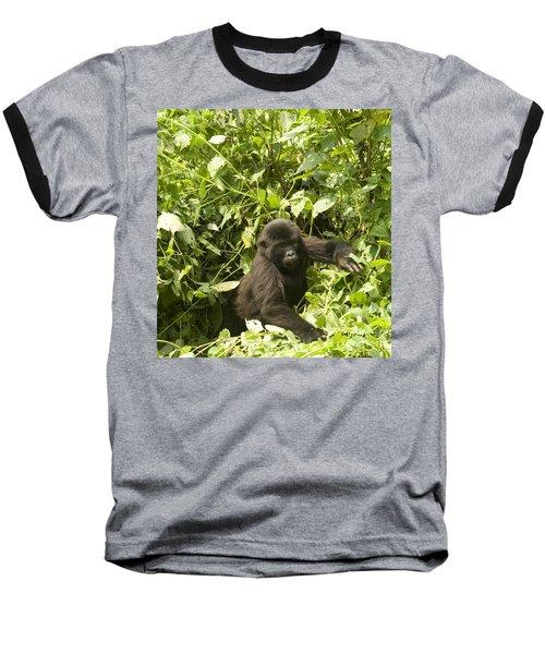 Into The Light Baseball T-Shirt