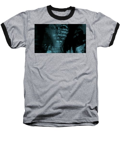 Baseball T-Shirt featuring the photograph Into The Lull  by Jessica Shelton
