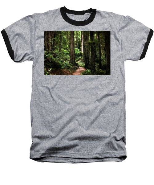Into The Magical Forest Baseball T-Shirt