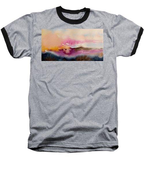 Into The Mist II Baseball T-Shirt