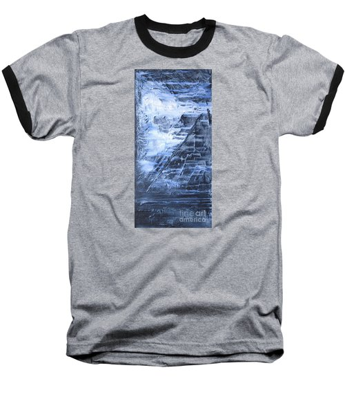 Into The Mystic Baseball T-Shirt by Susan  Dimitrakopoulos