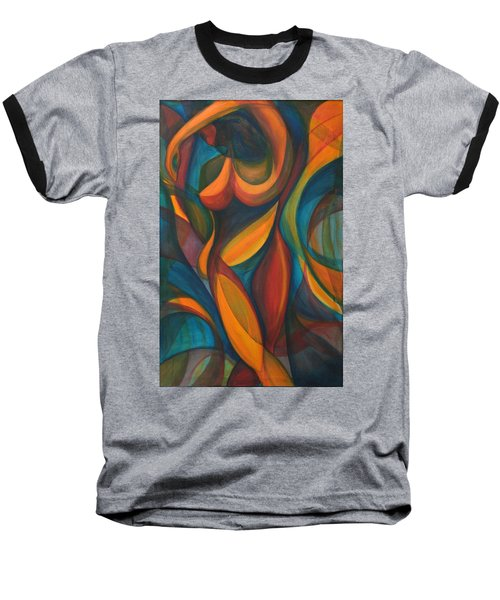 Into The Reeds Baseball T-Shirt