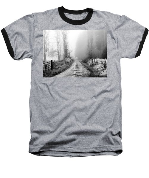 Into The Unknown Baseball T-Shirt