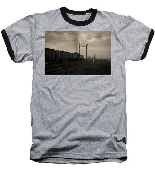 Into The Void Baseball T-Shirt