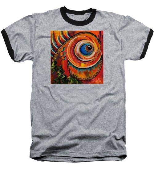 Intuitive Spirit Eye Baseball T-Shirt